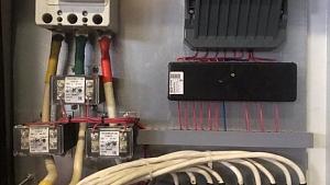 Сборка электрощита 220в